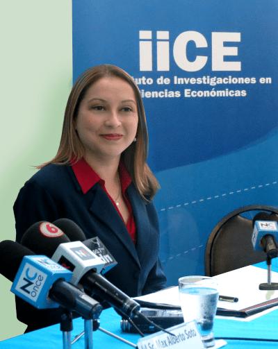 Gabriela González, investigadora a cargo del proyecto.