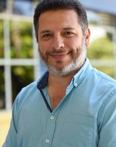 Investigador Luis Zarate